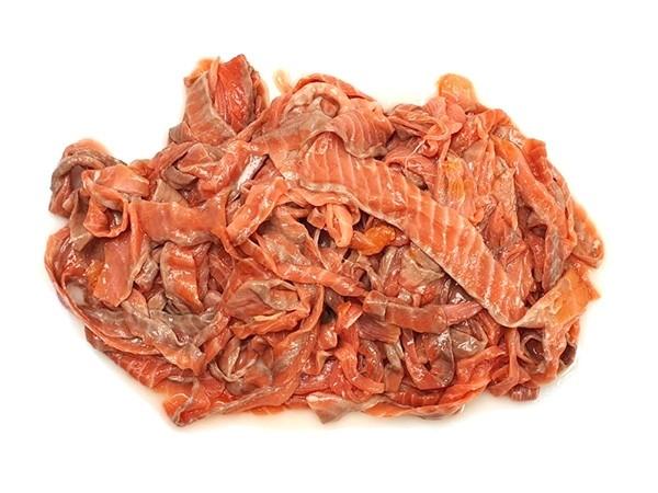 Shredded Smoked salmon 5 kilo - NL