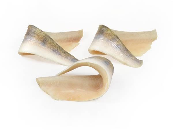 Pikeperch fillets skin on 120-170 10%  10 x 1 kg- RU