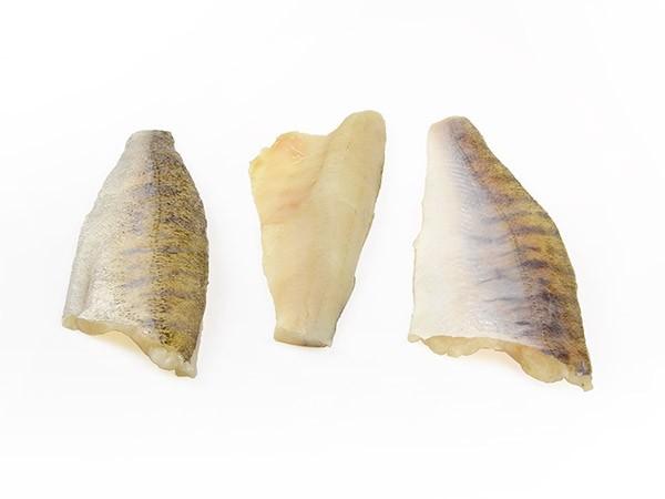 Pikeperch fillets skin on 170-230 10%  10 x 1 kg- RU