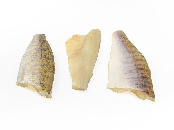 Pikeperch fillets skin on 170-230 10%  5kg- RU