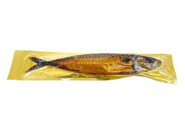 Smoked Mackerel VACUUM PER PIECE JONA 300-500 3kg-NL