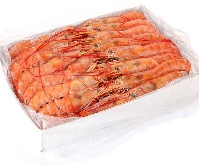Seawater shrimps/Camarones FAS HOSO L2 20/30 6 x 2 kg 0%-AR