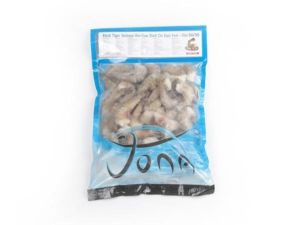 JONA Black Tiger HLSO easy peel 26/30 10 x 1 kg 25%-BD