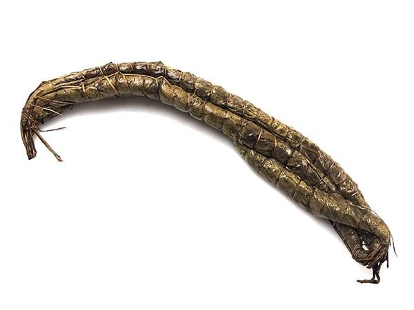 Long Bobolo/cassave sticks/Batons de Manioc 25x1 kg (3pc)-CM