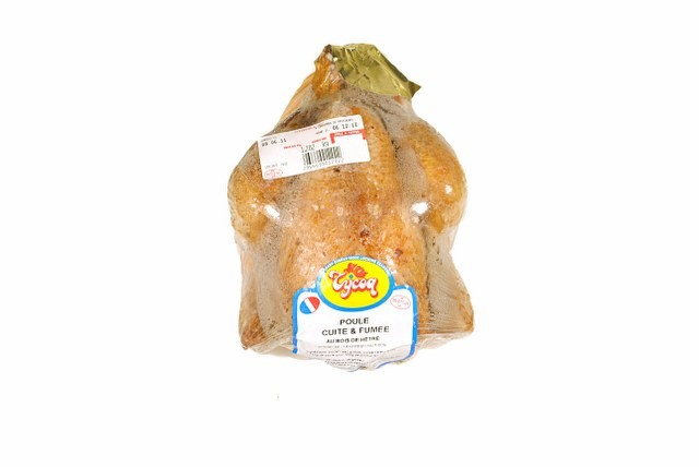 Smoked Cleaned Souphen Halal IWP 8 pcs PER KILO-FR