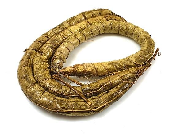 Bobolo/cassave sticks/Batons de Manioc 25 x 1 kg (3 pcs) -CM