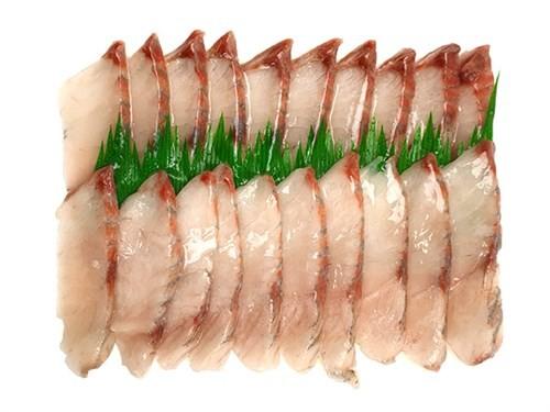 JONA Sushi Akame Barramundi slice (20 x 8gr) 25 trays-TW