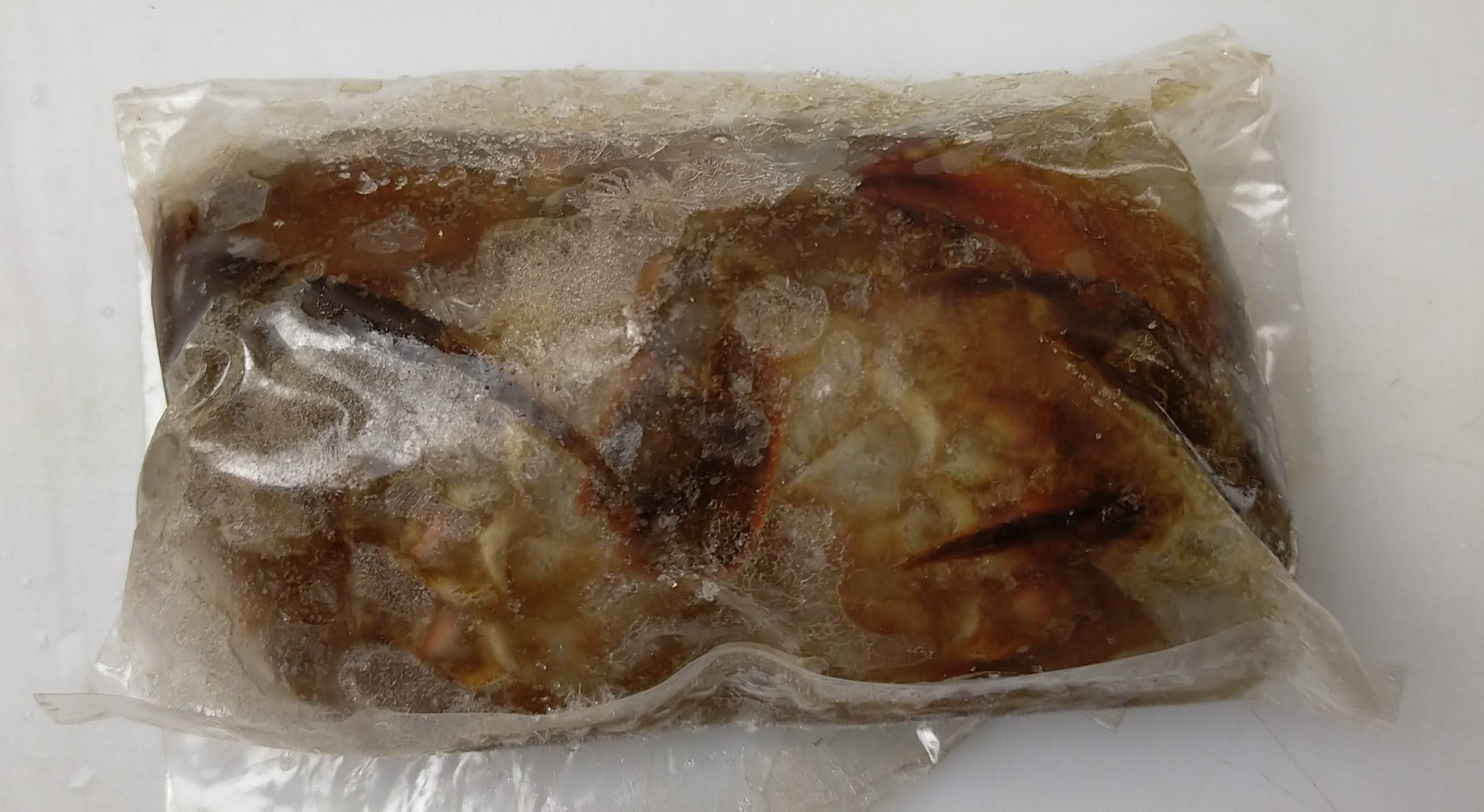 Softshell Crabs Cleaned Whale 8 pcs 10 x 500 Gr 20%- BD
