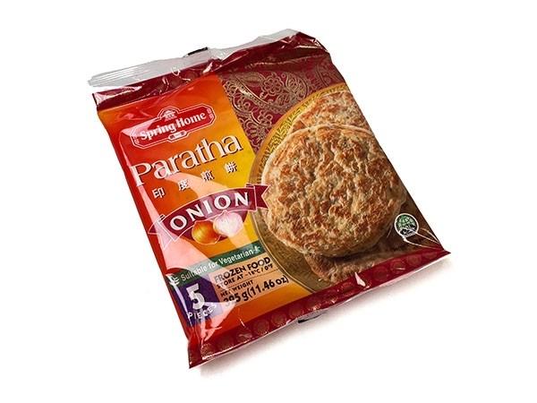 TYJ Roti Paratha onion 24 x 320gr -SG