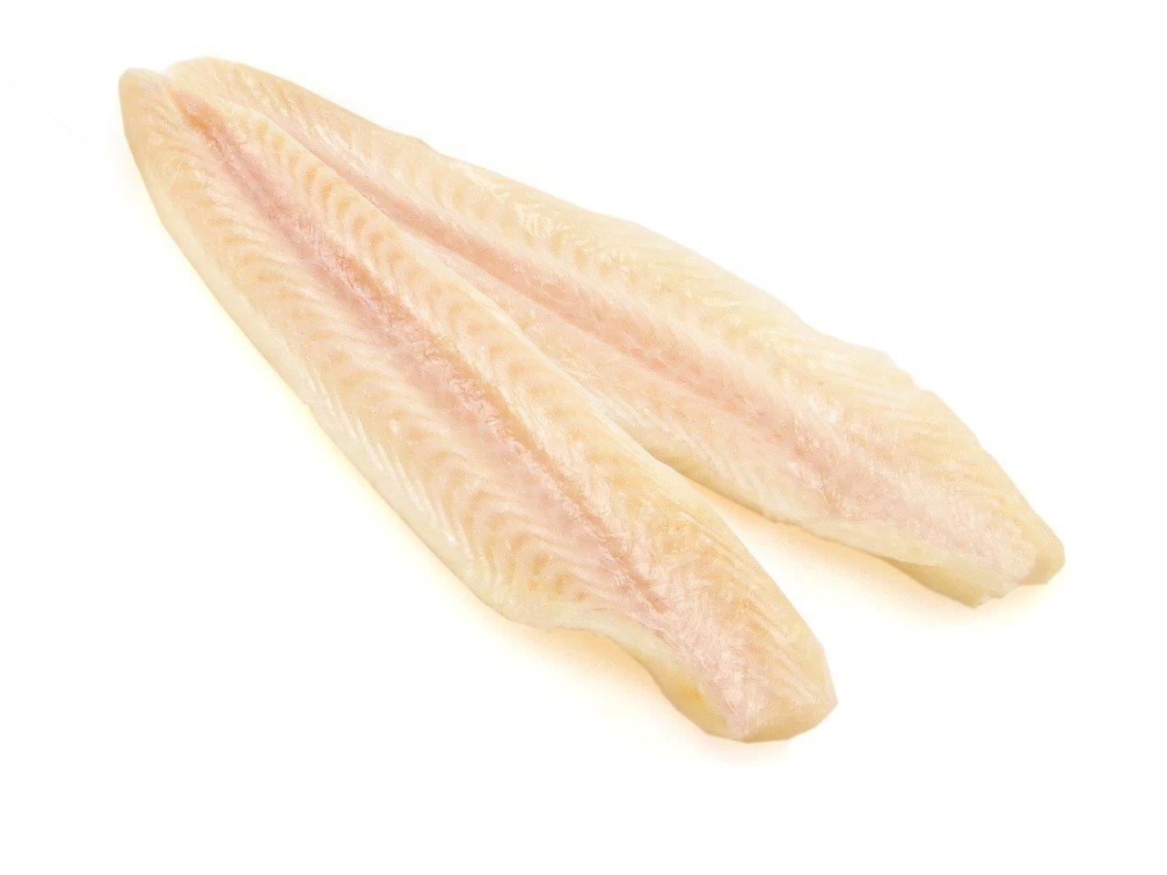 Jona Solefillets 80-120g IWP 100% Natural 10x1 Kg 100%NW-MR