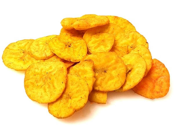 Sujitha Banana Chips Spicy  36 x 150 g -IN