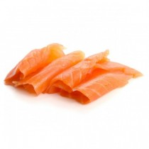 Coldsmoked Salmon skin-on pre-sliced Per Kilo - NO
