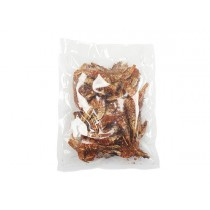 Smoked African Shrimps extra dry 25 x 100 gr-WA