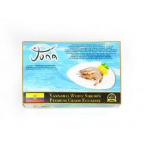 JONA Premium Vannamei shrimps HOSO 40/50 6 x 2 kg 20% -EC