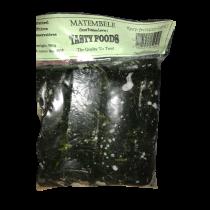Matembele / sweet potato leaves  30 x 1 Kg -CM