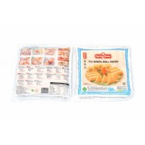 TYJ Spring Roll Pastry 190 mm 50 leaves 20 x 500 gr-SG