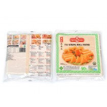TYJ Spring Roll Pastry 215 mm 40 leaves 20 x 500 gr-SG