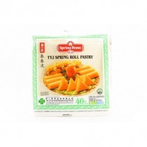 TYJ Spring Roll Pastry 250 mm 30 leaves 30 x 500 gr-SG
