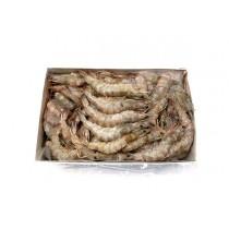 Jona Vannamei shrimps HOSO 30/40 10 x 1 kg 25%-IN