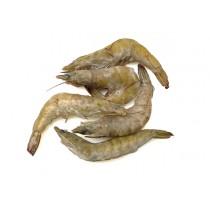 Jona Premium Vannamei shrimps HOSO 50/60 6 x 2 kg 20% -EC