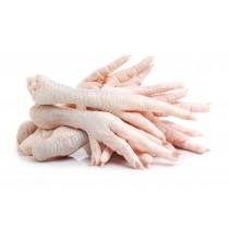 Chicken Feet Large 30-50 grs A 8 x 1 kilo-HU
