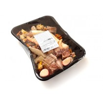 Jona Seafood Mix with Surimi Extra Luxe Tray 8 x 500g 5%-ES