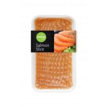 Salmon Slice 200g/20pcs 2 x 2 KG
