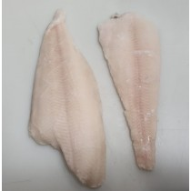 Halibut filet skinless 150-200 grs 10 kg 20 %-NO