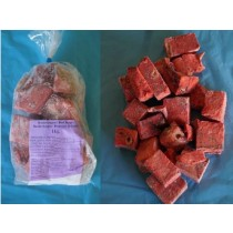 Cow Lungs Cutted 6 x 1 kilo-NL